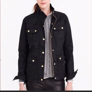 JCREW downtown field jacket size PM